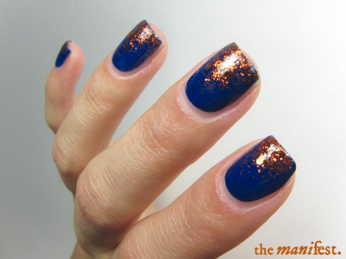 Ember manicure