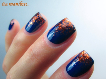 Ember manicure