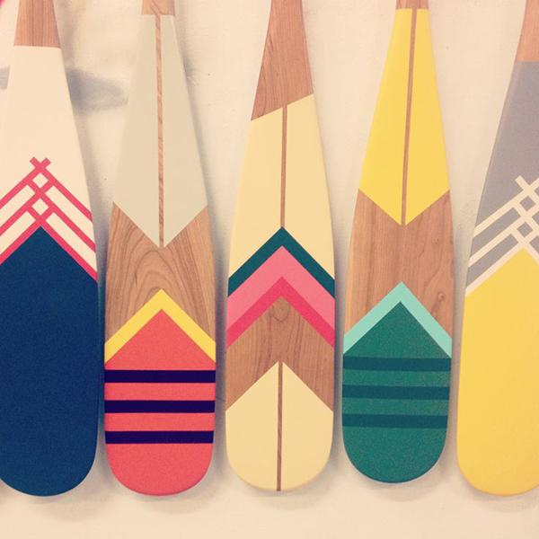 Norquay oars